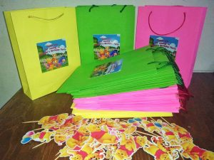 Customized Party Items