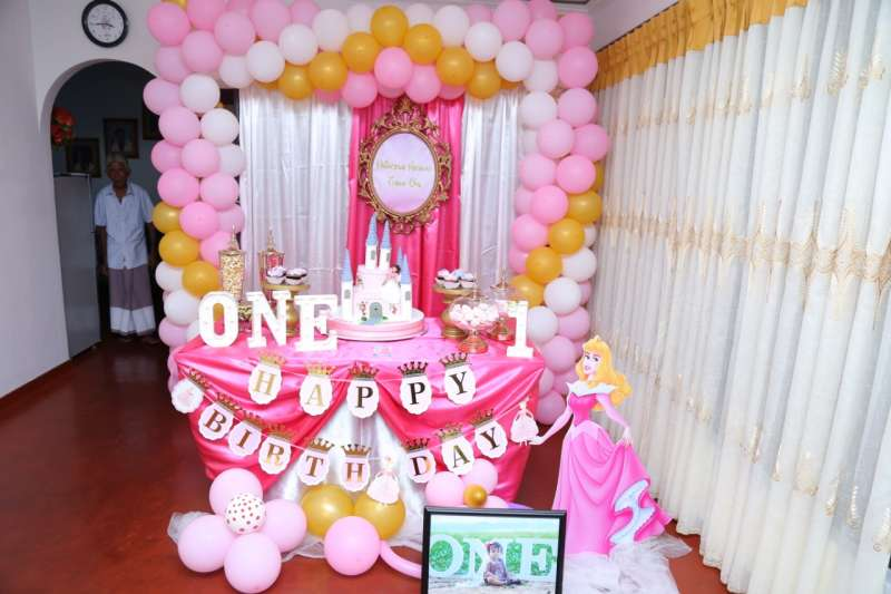 PRINCESS ASHERA TURNS ONE