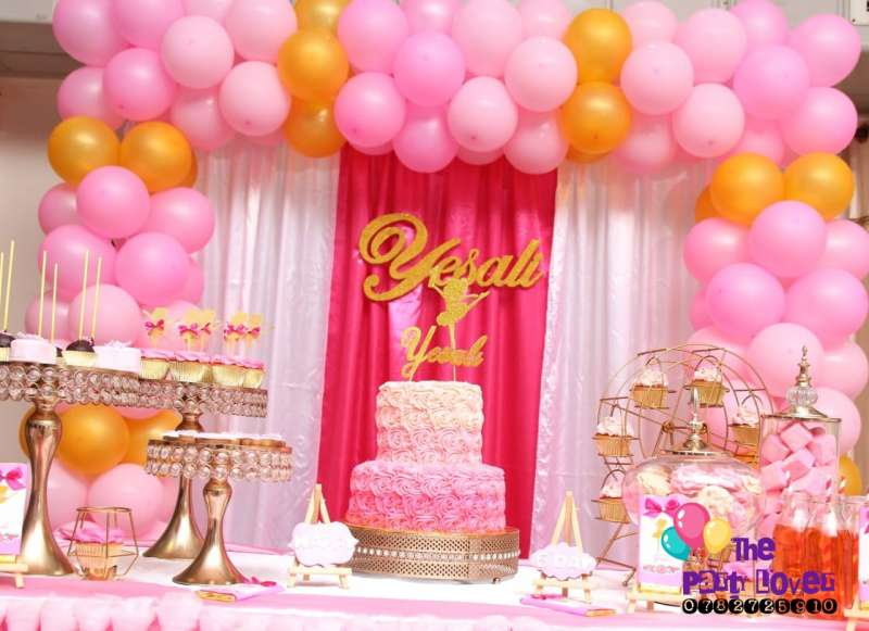 PRINCESS YESALI TURNS ONE